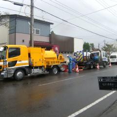 公共下水道調査⑤