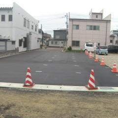 宅地・駐車場造成 作業