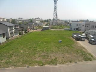 宅地・駐車場造成 着前②